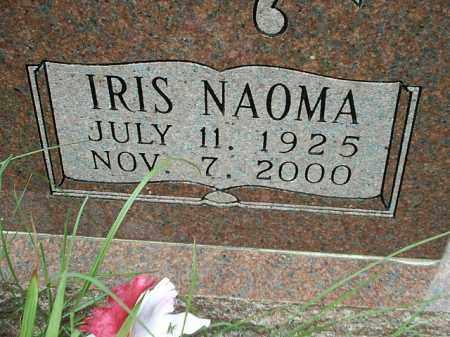 BELL 2, IRIS NAOMA - White County, Arkansas | IRIS NAOMA BELL 2 - Arkansas Gravestone Photos