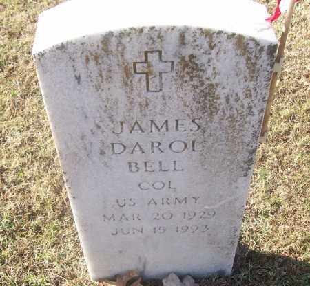 BELL  (VETERAN), JAMES DAROL - White County, Arkansas | JAMES DAROL BELL  (VETERAN) - Arkansas Gravestone Photos