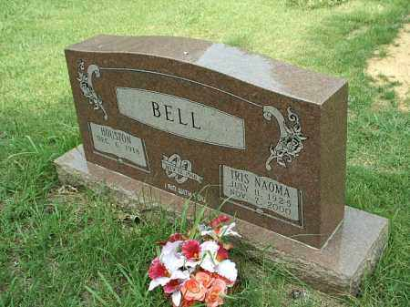 BELL, IRIS NAOMA - White County, Arkansas | IRIS NAOMA BELL - Arkansas Gravestone Photos