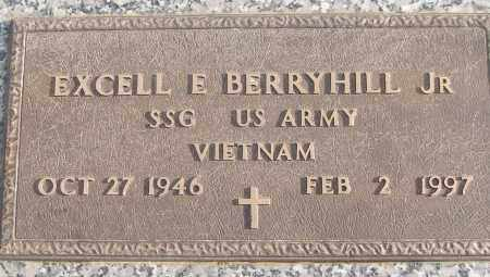 BERRYVILLE, JR (VETERAN VIET), EXCELL E - White County, Arkansas | EXCELL E BERRYVILLE, JR (VETERAN VIET) - Arkansas Gravestone Photos