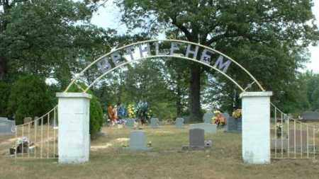 *BETHLEHEM CEMETERY,  - White County, Arkansas |  *BETHLEHEM CEMETERY - Arkansas Gravestone Photos