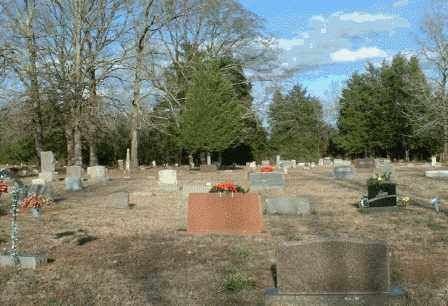 *BLASINGAME CEMETERY VIEW,  - White County, Arkansas |  *BLASINGAME CEMETERY VIEW - Arkansas Gravestone Photos