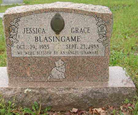 BLASINGAME, JESSICA GRACE - White County, Arkansas | JESSICA GRACE BLASINGAME - Arkansas Gravestone Photos