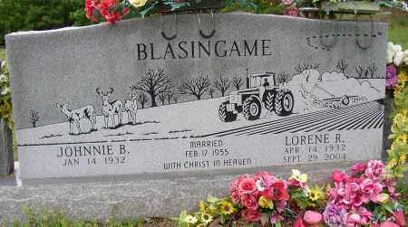 BLASINGAME, LORENE R. - White County, Arkansas | LORENE R. BLASINGAME - Arkansas Gravestone Photos