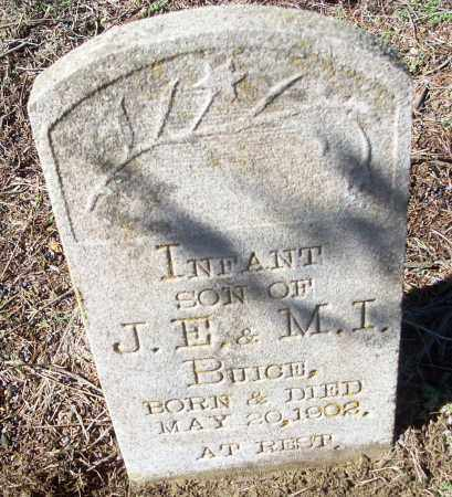 BUICE, INFANT SON - White County, Arkansas | INFANT SON BUICE - Arkansas Gravestone Photos