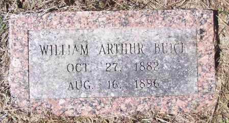 BUICE, WILLIAM ARTHUR - White County, Arkansas | WILLIAM ARTHUR BUICE - Arkansas Gravestone Photos