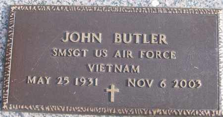 BUTLER (VETERAN VIET), JOHN - White County, Arkansas | JOHN BUTLER (VETERAN VIET) - Arkansas Gravestone Photos