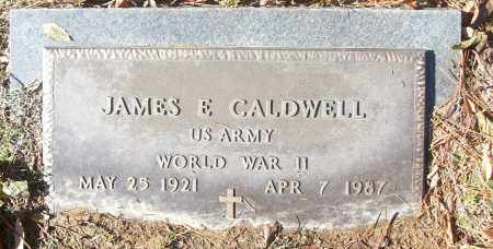 CALDWELL (VETERAN WWII), JAMES E - White County, Arkansas | JAMES E CALDWELL (VETERAN WWII) - Arkansas Gravestone Photos