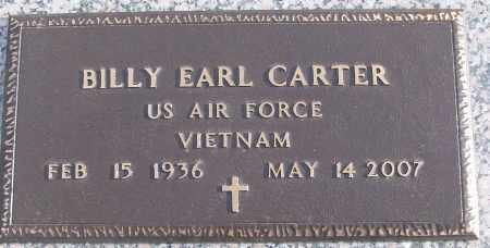 CARTER (VETERAN VIET), BILLY EARL - White County, Arkansas | BILLY EARL CARTER (VETERAN VIET) - Arkansas Gravestone Photos