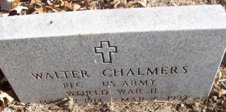 CHALMERS (VETERAN WWII), WALTER - White County, Arkansas | WALTER CHALMERS (VETERAN WWII) - Arkansas Gravestone Photos