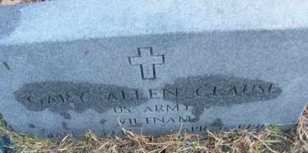 CLAUSE (VETERAN VIET), GARY ALLEN - White County, Arkansas | GARY ALLEN CLAUSE (VETERAN VIET) - Arkansas Gravestone Photos