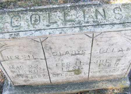 COLLINS, ELLA - White County, Arkansas | ELLA COLLINS - Arkansas Gravestone Photos