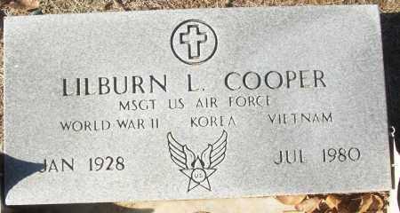 COOPER (VETERAN 3 WARS), LILBURN L - White County, Arkansas | LILBURN L COOPER (VETERAN 3 WARS) - Arkansas Gravestone Photos