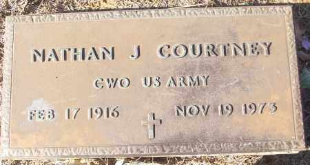 COURTNEY (VETERAN), NATHAN J - White County, Arkansas | NATHAN J COURTNEY (VETERAN) - Arkansas Gravestone Photos