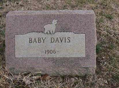 DAVIS, BABY - White County, Arkansas | BABY DAVIS - Arkansas Gravestone Photos