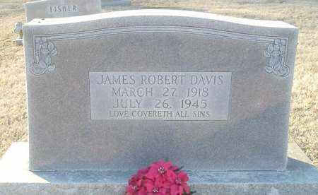 DAVIS, JAMES ROBERT - White County, Arkansas | JAMES ROBERT DAVIS - Arkansas Gravestone Photos
