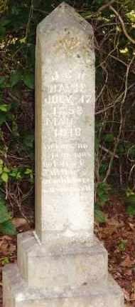 DAVIS, J C R - White County, Arkansas | J C R DAVIS - Arkansas Gravestone Photos