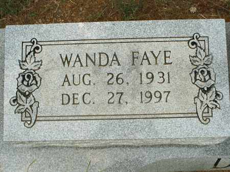 DAVIS, WANDA FAYE - White County, Arkansas | WANDA FAYE DAVIS - Arkansas Gravestone Photos
