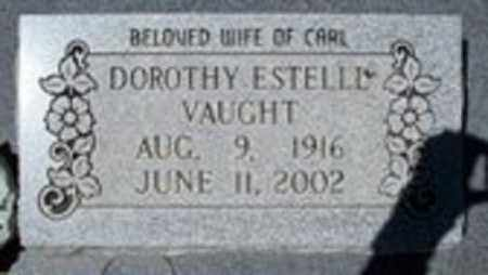 VAUGHT EDWARDS, DOROTHY ESTELLE - White County, Arkansas | DOROTHY ESTELLE VAUGHT EDWARDS - Arkansas Gravestone Photos
