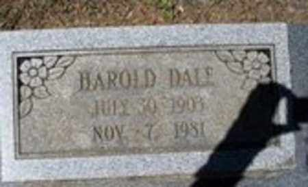 EDWARDS, HAROLD DALE - White County, Arkansas | HAROLD DALE EDWARDS - Arkansas Gravestone Photos