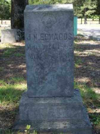 EDWARDS, JASPER NEWTON - White County, Arkansas | JASPER NEWTON EDWARDS - Arkansas Gravestone Photos