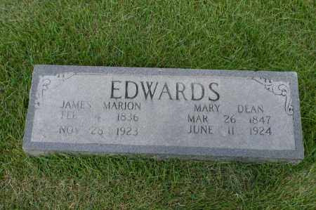 DEAN EDWARDS, MARY ANN - White County, Arkansas | MARY ANN DEAN EDWARDS - Arkansas Gravestone Photos