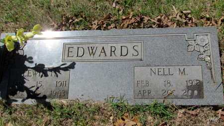 ELLIOTT EDWARDS, NELL M - White County, Arkansas | NELL M ELLIOTT EDWARDS - Arkansas Gravestone Photos