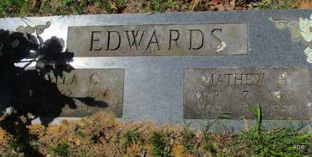 ETHERIDGE EDWARDS, DELLA CORA - White County, Arkansas | DELLA CORA ETHERIDGE EDWARDS - Arkansas Gravestone Photos