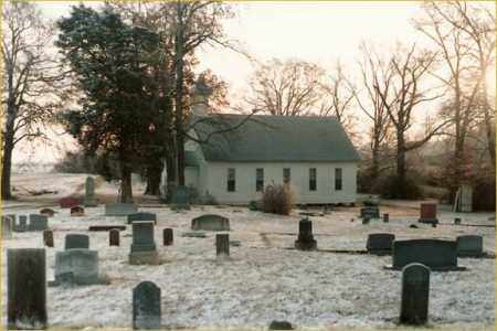 *ELLIS CHAPEL,  - White County, Arkansas |  *ELLIS CHAPEL - Arkansas Gravestone Photos
