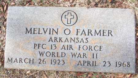 FARMER (VETERAN WWII), MELVIN O - White County, Arkansas | MELVIN O FARMER (VETERAN WWII) - Arkansas Gravestone Photos