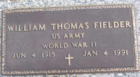 FIELDER (VETERAN WWII), WILLIAM THOMAS - White County, Arkansas | WILLIAM THOMAS FIELDER (VETERAN WWII) - Arkansas Gravestone Photos