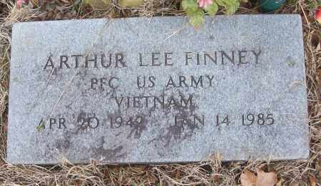 FINNEY (VETERAN VIET), ARTHUR LEE - White County, Arkansas | ARTHUR LEE FINNEY (VETERAN VIET) - Arkansas Gravestone Photos