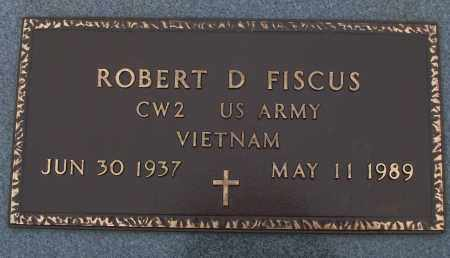 FISCUS (VETERAN VIET), ROBERT D - White County, Arkansas | ROBERT D FISCUS (VETERAN VIET) - Arkansas Gravestone Photos