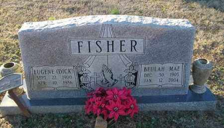 "FISHER, EUGENE ""DICK"" - White County, Arkansas 