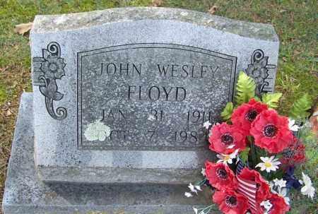 FLOYD, JOHN WESLEY - White County, Arkansas | JOHN WESLEY FLOYD - Arkansas Gravestone Photos