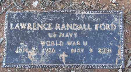 FORD (VETERAN WWII), LAWRENCE RANDALL - White County, Arkansas | LAWRENCE RANDALL FORD (VETERAN WWII) - Arkansas Gravestone Photos