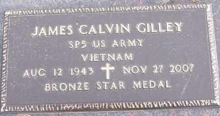 GILLEY (VETERAN VIET), JAMES CALVIN - White County, Arkansas | JAMES CALVIN GILLEY (VETERAN VIET) - Arkansas Gravestone Photos