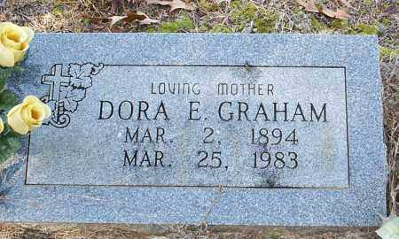 RUDESILL GRAHAM, DORA E - White County, Arkansas | DORA E RUDESILL GRAHAM - Arkansas Gravestone Photos