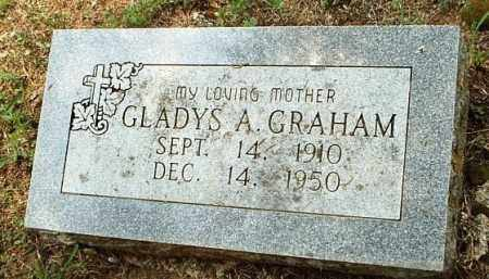 GRAHAM, GLADYS A - White County, Arkansas | GLADYS A GRAHAM - Arkansas Gravestone Photos
