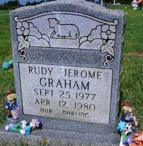 GRAHAM, RUDY JEROME - White County, Arkansas | RUDY JEROME GRAHAM - Arkansas Gravestone Photos