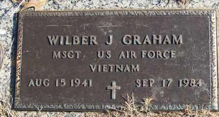 GRAHAM (VETERAN VIET), WILBER J - White County, Arkansas | WILBER J GRAHAM (VETERAN VIET) - Arkansas Gravestone Photos