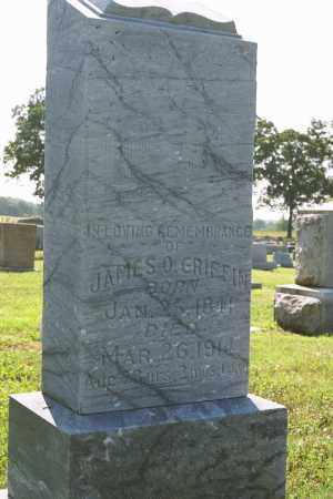 GRIFFIN, JAMES O. - White County, Arkansas | JAMES O. GRIFFIN - Arkansas Gravestone Photos