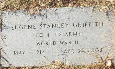 GRIFFITH (VETERAN WWII), EUGENE STANLEY - White County, Arkansas | EUGENE STANLEY GRIFFITH (VETERAN WWII) - Arkansas Gravestone Photos