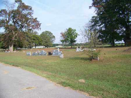 *GUM SPRINGS CEMETERY OVERVIEW,  - White County, Arkansas |  *GUM SPRINGS CEMETERY OVERVIEW - Arkansas Gravestone Photos
