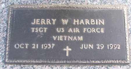 HARBIN (VETERAN VIET), JERRY W - White County, Arkansas | JERRY W HARBIN (VETERAN VIET) - Arkansas Gravestone Photos
