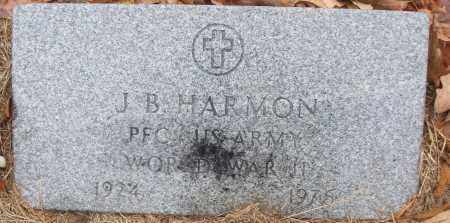 HARMON (VETERAN WWII), J B - White County, Arkansas | J B HARMON (VETERAN WWII) - Arkansas Gravestone Photos