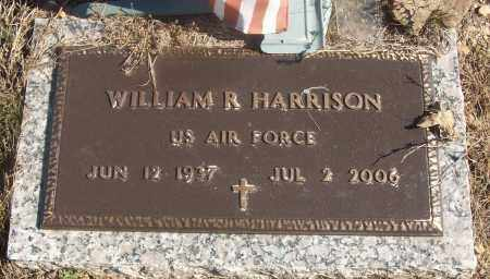 HARRISON  (VETERAN), WILLIAM R - White County, Arkansas | WILLIAM R HARRISON  (VETERAN) - Arkansas Gravestone Photos