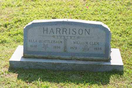 HARRISON, ELLA - White County, Arkansas | ELLA HARRISON - Arkansas Gravestone Photos