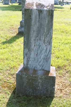 HARRISON, GEORGE THOMAS - White County, Arkansas | GEORGE THOMAS HARRISON - Arkansas Gravestone Photos