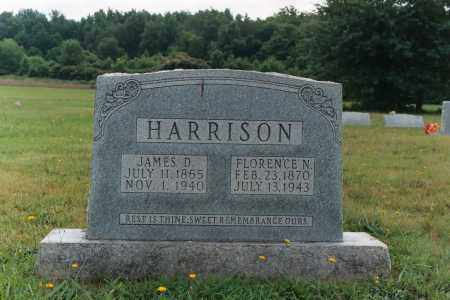 NATIONS HARRISON, FLORENCE VIRGINIA - White County, Arkansas | FLORENCE VIRGINIA NATIONS HARRISON - Arkansas Gravestone Photos
